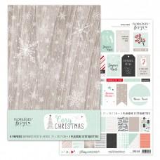 Florilèges Design A4 kit - Cosy Christmas