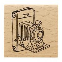 Photos d'antan -  Wood Mounted Florilèges Design Stamp
