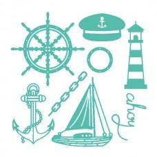 Nautical dies Trimcraft First Edition