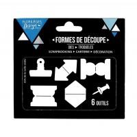 Florilèges Design dies - Onglets - Tabs
