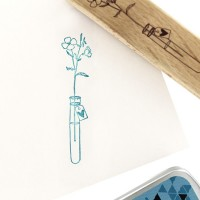 Dose d'amour - Wood Mounted Florilèges Design Stamp