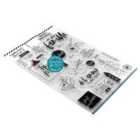 De l'amour - Stamps by Florilèges Design
