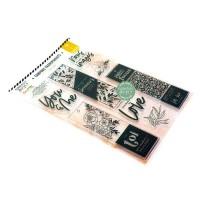 Florilèges Design clear stamps - Photo Focus