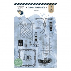 Florilèges Design clear stamps - Prendre le large