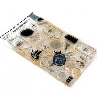Florilèges Design clear stamps - Poésie Magique