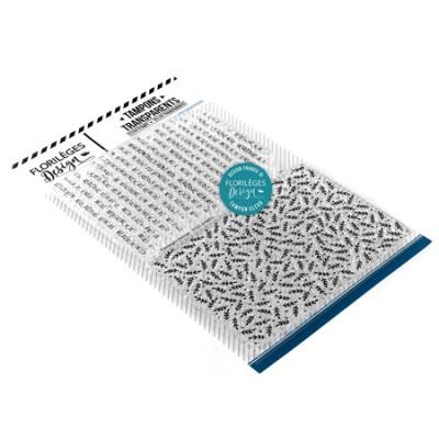 Tout ce qui compte - Clear stamps by Florilèges Design