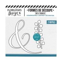 Florilèges Design Dies FINE ESPERLUETTE