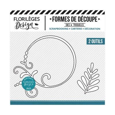 Florilèges Design Dies CERCLE EMBELLI