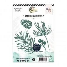 Florilèges Design Dies - Oh Winter BRANCHAGES D'HIVER- winter branches