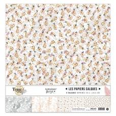 Collection of vellum papers by Florilèges Design - Terre des sens