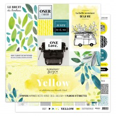 Collection by Florilèges Design - Yellow