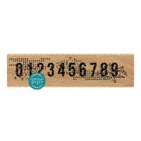 1 2 3 4 5 6-  Wood Mounted Florilège Stamp