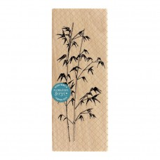 BAMBOU (bamboo) -  Wood Mounted Florilège Stamp