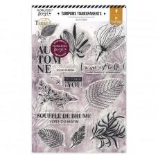 Florilèges Design clear stamps - Terre des sens collection Automne Nature