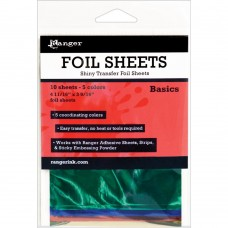 Feuilles Foil Transfer - Basics