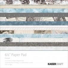 Frosted bloc 16,5 x 16,5 cm KaiserCraft