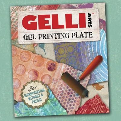 Gelli plate 15x15cm