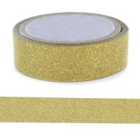 Glitter Tape - Gold