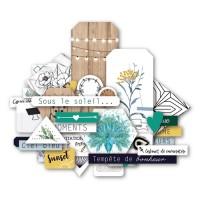 Die-cuts Green & Graphik : Ateliers de Karine