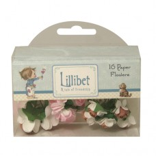 Lillibet Paper Flowers – Pink