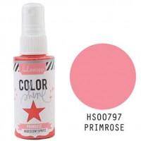 Heidi Swapp Color Shine Spritz - Primrose pink