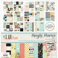 I am12x12 Collection Kit by Simple Stories