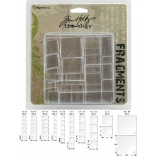 Tim Holtz Idea-ology Fragments Tiles
