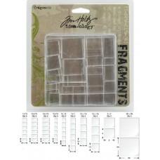 Tim Holtz Idea-ology Fragments Tiles