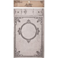 Large Worn Cover Chronicle Tim Holtz Idea-ology