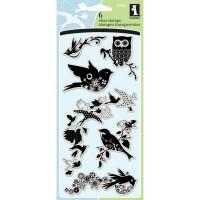 Inkadinkado Birds Galore