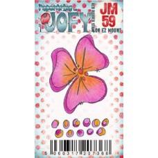 JOFY Mini 59 PaperArtsy Tampon