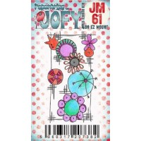 JOFY Mini 61 PaperArtsy Stamp