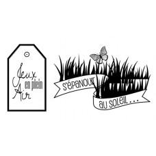 Jeux en plein air: Stamps by Lorelaï Design