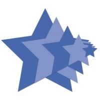 Stars dies by Kaisercraft
