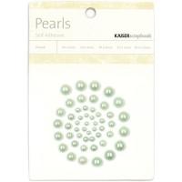 Kaisercraft Pearls Ice Green