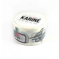 Masking Tape by Karine Cazenave Tapie - Jolies étiquettes.