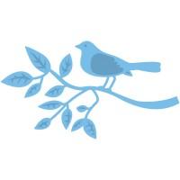 Bird and branch die - Marianne Creatables