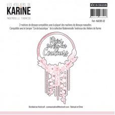 Die - Rêve en couleur: Atelier de Karine Mademoiselle Tendresse