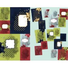 Esprit Bucolique - journaling cards