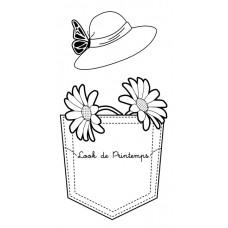 Look de Printemps - Tampons Esprit bucolique