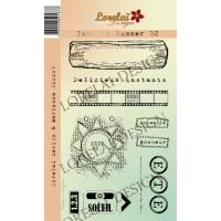 Summer stamps 02 by Lorelaï Design