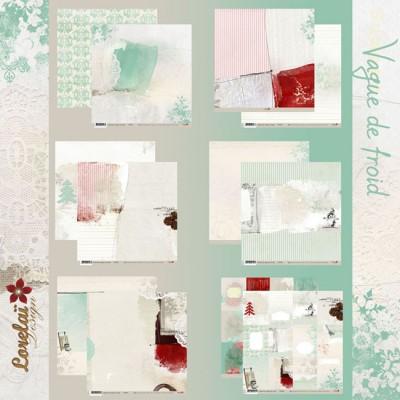 Winter Collection 'Vague de Froid' Lorelaï Design
