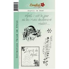 Esprit de Noël: Stamps by Lorelaï Design