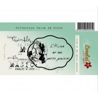 Hiver et ses petits plaisirs: Stamps by Lorelaï Design