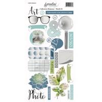 Sheet of motifs 2 - Memento collection by Lorelaï Design