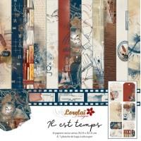 Collection 'Il est temps' (It is time) by Lorelaï Design