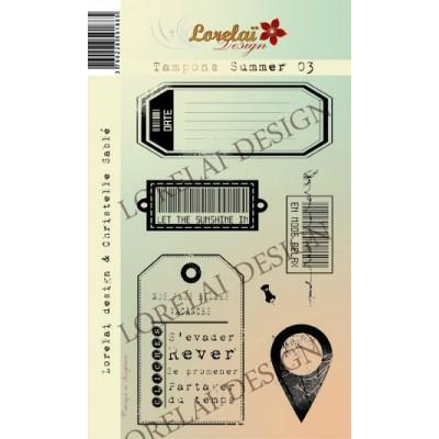 Summer stamps 03 by Lorelaï Design