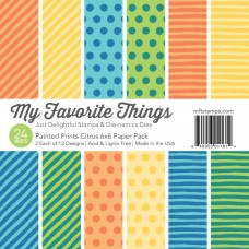My Favourite Things 'Citrus' Collection 6x6 Pad