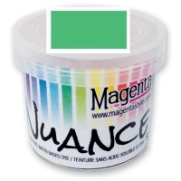Magenta Nuance pigment en poudre - Spring green (Vert de printemps)