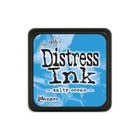 Distress Ink MINI – Salty Ocean